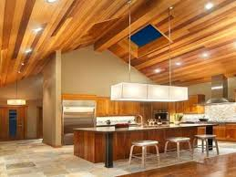 um size of recessed lighting vaulted ceiling kitchen lights for ceilings o angled remodel installing wires
