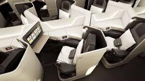Air Canada Premiers New Boeing 787 Dreamliner Cabin