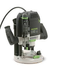 festool router. the excellent angled grips on this router ensure that your wrists remain straight, which leads to greater control. dust collection is far and away festool