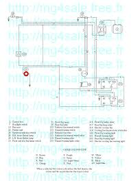 mgb fuse box diagram mgb electrical advices and wiring diagrams mgb mark 1 hazard warning lights wriring diagram