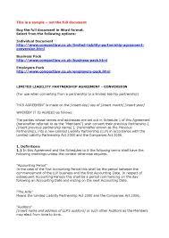 Partnership Agreement Between Companies Download Partnership Agreement Amendment Style 15 Template