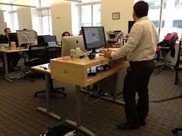 standing office desk ikea. DIY Standing Desk IKEA Office Ikea