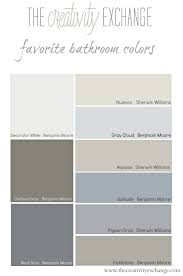 Most Popular Colors For Bedrooms Choosing Bathroom Paint Colors For Walls And Cabinets