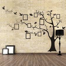 wall decal inspiring family tree wall decal target tree decal for modern design