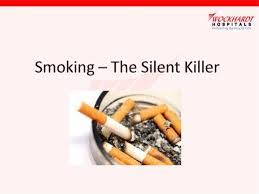 an essay on tobacco a silent killer for students and kids  tobacco a silent killer