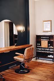 Hair Cutting Salon Interior Design A Peek At Kriste Michelinis Recent Projects Hair Salon