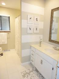 LiveLoveDIY How To Paint Trim - Best paint finish for bathroom