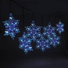 Frozen String Lights Snowflake Light Set Orientaltrading Com Snowflake Lights
