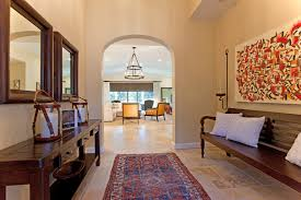 entry foyer furniture. Entry Foyer Design Tropical With Stone Tile Floor Arched Doorway Furniture T