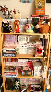 Manga collection @Jenna Neepin --- I'd like to take a moment