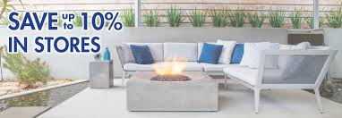 Outdoor Furniture Fire Tables