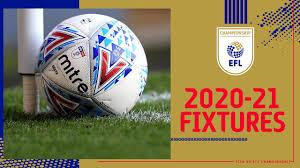 2020 21 fifa efl chionship fixtures