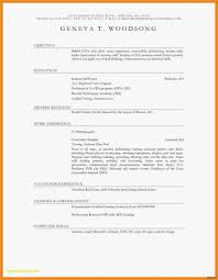 The Purpose Of A Resumes Sample Resume Format For Teacher Job Valid It Is Possible To Ideal