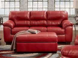 affordable furniture sensations red brick sofa. affordable furniture austin red sofa sensations brick s