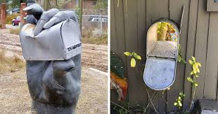 71 Times People Took Their Mailboxes To The Next Level