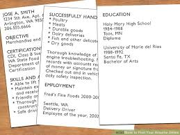 How To Post Your Resume Online 13 Steps With Pictures Wikihow