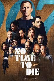 No Time to Die James Bond 007 Full Movie HDRip 2021