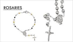 rosaries snless steel jewelry whole