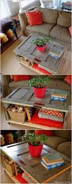 diy repurposed furniture. 16 DIY Coffee Table Projects Diy Repurposed Furniture E
