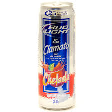 What Is Bud Light Clamato Bud Light Clamato With Salt And Lime Chelada 25fl Oz