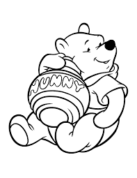 Winnie The Pooh Coloring Pages Pictures