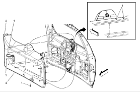 How to replace electric latch or actuator on rear liftgate on 2007 ...