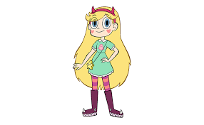princess star erfly is the main protagonist of star vs the forces of evil she is a teenage princess of the kingdom of mewni located in another