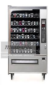 Free Vending Machine Code New Cell Phones In A Vending Machine Stock Photo Masterfile