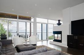 Living Room Furniture Ottawa Ottawa River House By Christopher Simmonds Architect Caandesign