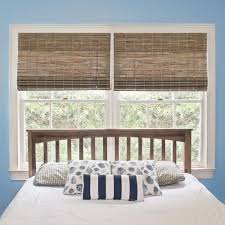 home decorators collection driftwood flatweave bamboo roman shade