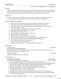 Sample Resume Of Net Developer Sample Resume For Net Developer With 24 Year Experience Best Of Net 13