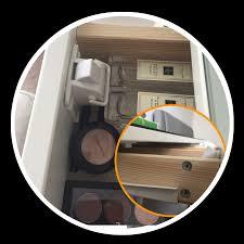 Hidden Drawer Lock Child Safety Magnetic Cabinet Locks On Amazon Azenvita