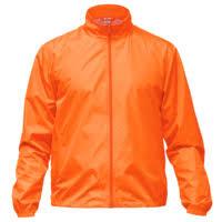 <b>Ветровка Unit Kivach</b> оранжевая, размер XL для нанесения ...