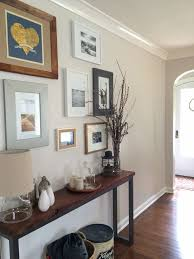 good living room colors small rooms. benjamin moore pale oak fin a hallway with medium toned wood floors and small art good living room colors rooms l
