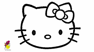 Hello Kitty Drawing Pictures At Paintingvalley Com Explore
