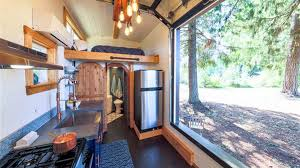 Small Picture Tiny house with rock climbing wall TODAYcom