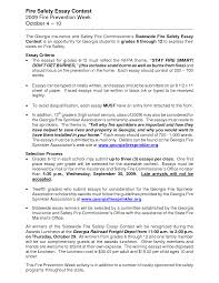 fire prevention essay our work fire safety essays