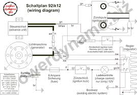 powerdynamo for aermacchi 350 n gts tv sx ss assembly instructions · wire diagram · diagram for twin plug