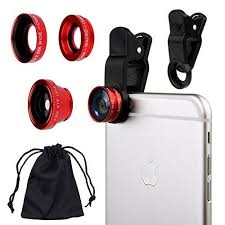 Universal 3in1 Lens Kit for Smartphone and Tablet – Camkix