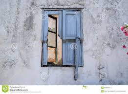 Fenster Alt In Der Ruine Stockfoto Bild Von Staub Spinnennetz