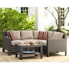 patio sectional patio cushions patio