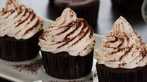 cupcake wallpaper for kitchen.  For Chocolate Cupcakes With Irish Cream Frosting Inside Cupcake Wallpaper For Kitchen P