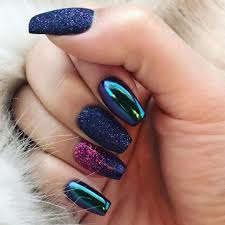 Sns Nail Designs 2017 Sns Dipping Set And Chrome You Cant Go Wrong With This