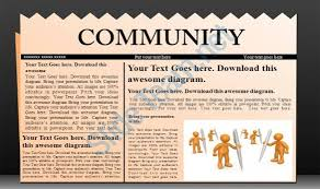Powerpoint Newspaper Clipping Template 14 Powerpoint Newspaper Templates Free Sample Example