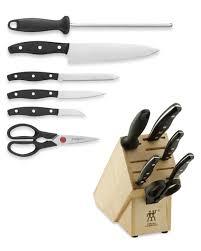 Zwilling J.A. Henckels Twin Signature 7-Piece Knife Block Set   Williams Sonoma