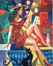 Isaac Kaplan - Forever-Art.com