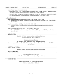 Sample Resume For Pharmaceutical Industry Sample Resume For Pharmaceutical  Industry sample resume for pharmaceutical sales sample Isabelsodeman Templates