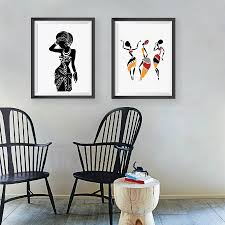 Canvas Art Popular African Canvas Art Buy Cheap African Canvas Art Lots From