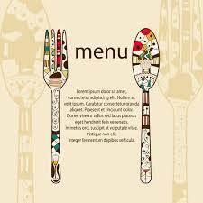 Design A Menu Free Restaurant Menus Design Cover Template Vector 05 Free Download