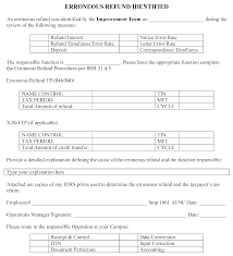 Irs Cycle Code Chart 2016 3 0 275 Business Results Measures For Submission Processing